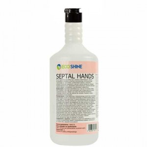 ECO SHINE SEPTAL HANDS - dezynfekcja rąk