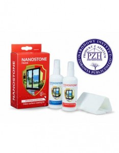NANOSTONE Impregnat do okien Glass Home